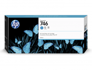 HP 746 cyan
