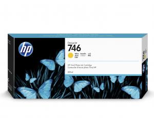 HP 746 yellow