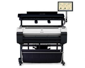 "Canon iPF770 Printer and M40 MFP system with 22"" Touch Screen 2289V962/770"