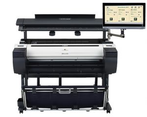"Canon iPF780 M40 MFP system with 22"" Touch Screen"