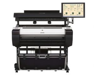 "Canon iPF785 M40 MFP system with 22"" Touch Screen"