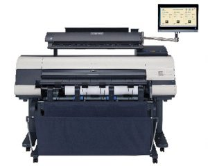"Canon iPF840 M40 MFP system with 22"" Touch Screen"