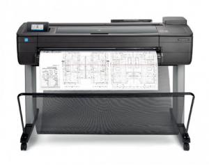 HP DesignJet mobile printing