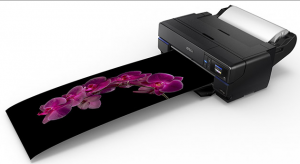 Epson SureColor printing your photographs