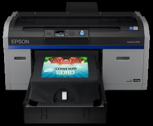 Epson F2100 dtg printer