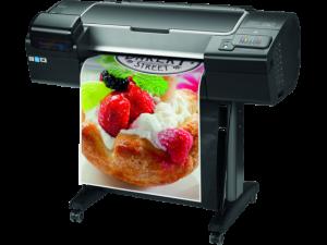 HP Designjet Z2600 PS Printer - 24in - T0B52A