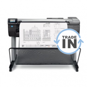 HP T830 36 In Trade In Offer