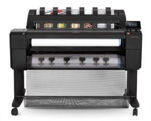 HP Designjet T1530PS 36 inch PostScript ePrinte