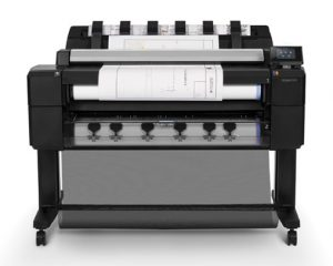 HP Designjet T2530 eMFP Printer