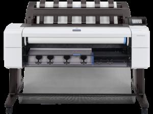 HP T1600 dr postscript printer