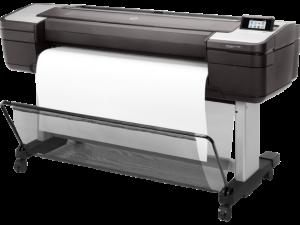 HP T1700DR Postscript printer
