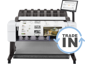 HP Designjet T2600 DR PS MFP TRADE IN