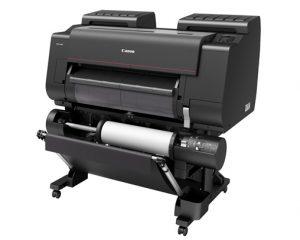 "Canon ImagePROGRAF PRO-2000 24"" Printer - Dual Roll"