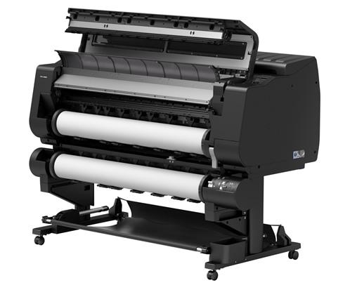 "Canon ImagePROGRAF PRO-4000S 44"" Printer - Dual Roll"