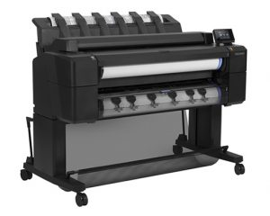 hp designjet t2500 printer