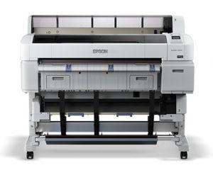 Epson SureColor SC T5200D dual roll printer