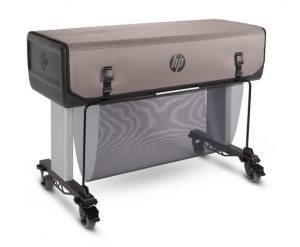 """The HP T730 DesignJet 44"""" Printer with Rugged Case bundle"""