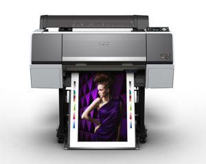 Epson SureColor SC-P7000 Violet (24in) 10 Colour Printer