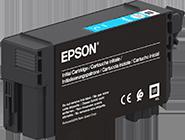 epson Singlepack UltraChrome XD2 Cyan (50ml)
