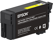 Epson Singlepack UltraChrome XD2 Yellow (50ml)
