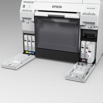 Epson D800 Light Cyan Ink T43U
