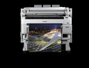Epson New T5200 Series