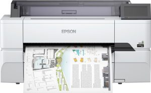 Epson SureColor SC-T3405N wireless printer