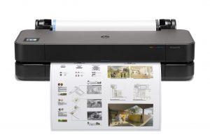 HP DesignJet T230 24in printer