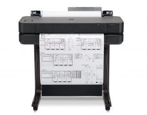 HP DesignJet T630 24in printer