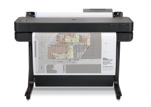 HP DesignJet T630 36in Printer