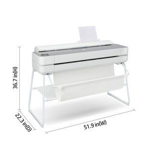 HP DesignJet Studio Metal 36 Inch Printer