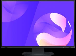 Eizo EV2495 FlexScan 24 Inch Monitor Black