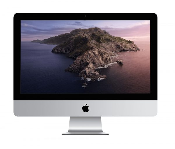 iMac 21.5-inch: 2.3GHz dual-core Intel Core i5, 256GB SSD, 8GB RAM, Intel Iris Plus Graphics 64