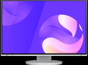 Eizo EV2495 FlexScan 24 Inch Monitor White