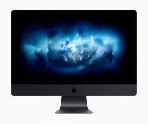 iMac Pro 27-inch, 3.0GHz 10C Xeon W, 8GB RPVega56, Retina 5K, 32GB RAM, 1TB SSD, Space Grey