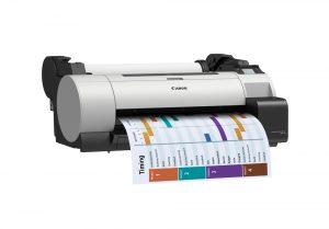 "Canon TA20 a1/24"" Cad printer"