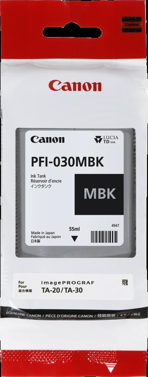 PFI-030MB Matte Black Ink